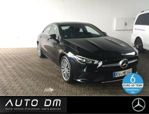 Mercedes-Benz CLA 200 Progressive
