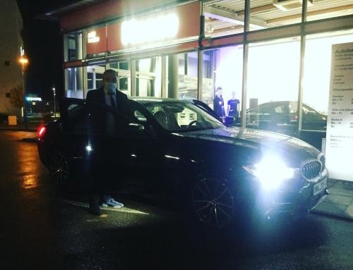 BMW 320dA G20 Luxury
