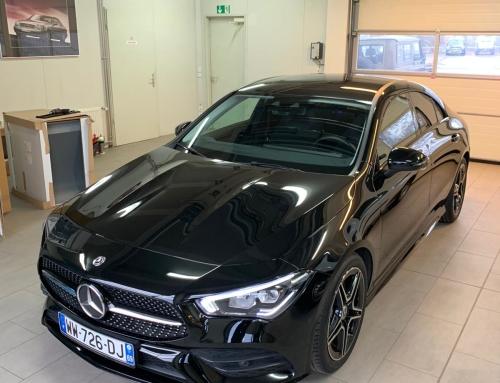 Mercedes-Benz CLA 220 AMG Line 8G-DCT