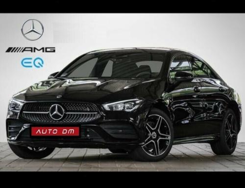 Mercedes-Benz CLA 250 e AMG Line