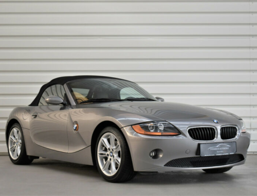 BMW Z4 Roadster 2.5i Cabriolet