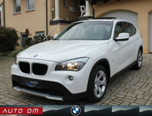 BMW X1 sDrive 20d 177 ch