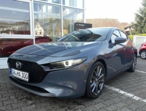 Mazda 3 Selection Design