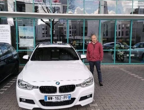 BMW 330i Touring Pack M 252 ch