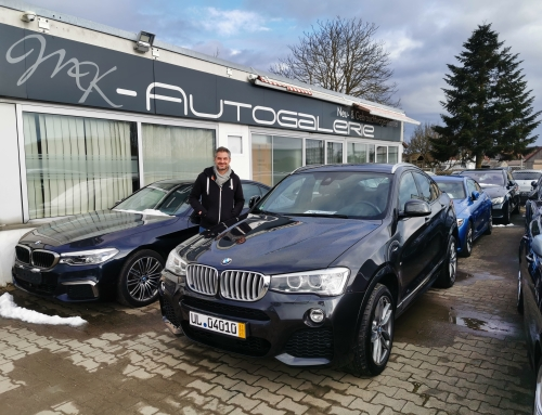 BMW X4 xDrive30d Pack M Sport 258 ch