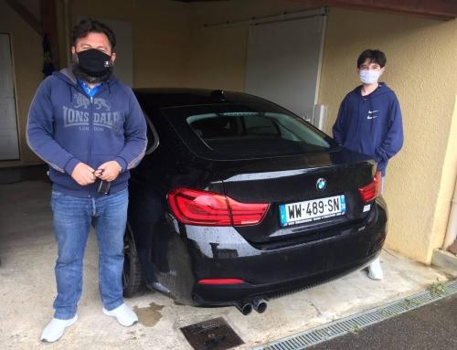 BMW 430i Gran Coupé Sport Line 252 ch