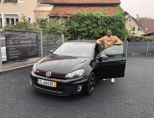 Volkswagen Golf GTI 211ch