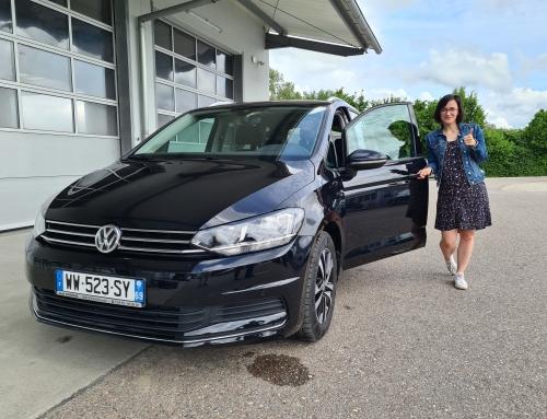 Volkswagen Touran 1.5 TSI IQ.DRIVE 7 places 150 ch