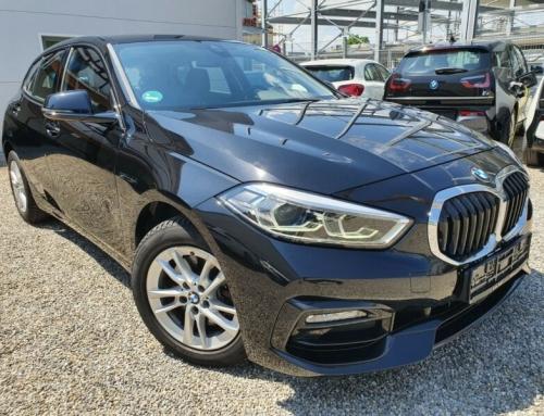 BMW 118dA Sport Line 150 ch