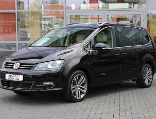 Volkswagen Sharan 2,0 TFSI DSG 7 places
