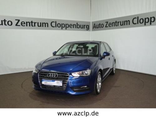 Audi A3 Sportback 2.0 TDI 184 ch