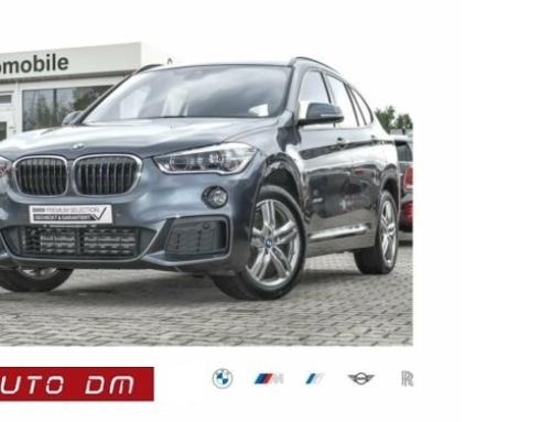 BMW X1 20iA xDrive Pack M 192 ch